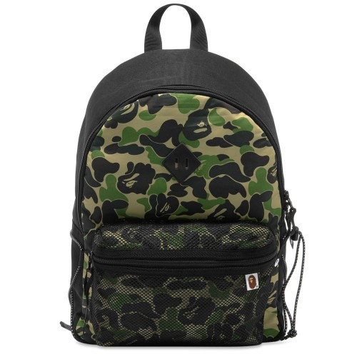 Bape ABC Camo Bungee Cord Day Pack
