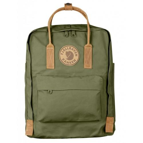Fjallraven Kanken No 2 Backpack Green