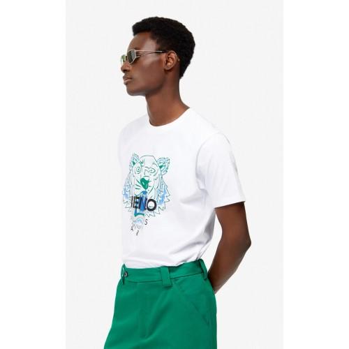 Kenzo Mens Tiger T Shirt