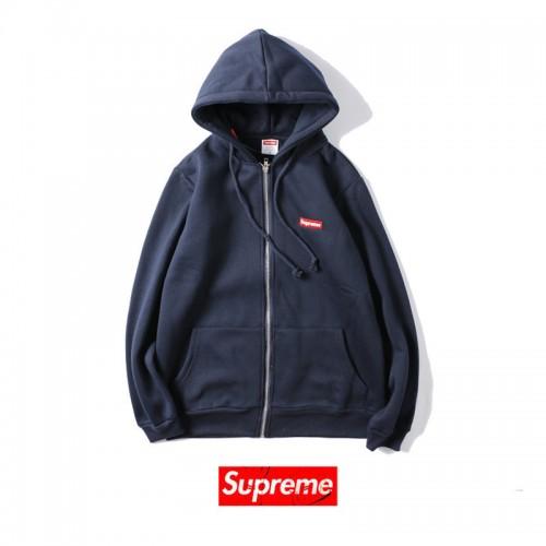 Supreme Zipper Hoodie