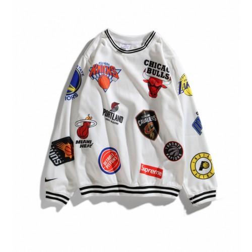 Supreme Velvet Sweatshirt