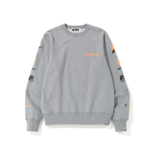 Bape A Bathing Ape sweatshirt Grey