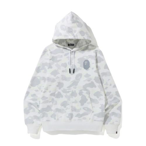 Bape City Camo hoodie White