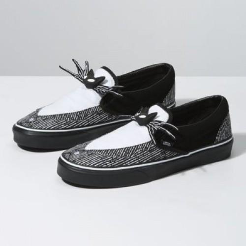 Vans Men Shoes Disney X Vans Slip-On THE NIGHTMARE BEFORE CHRISTMAS/Jack