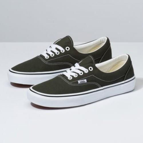 Vans Men Shoes Era Forest Night/True White