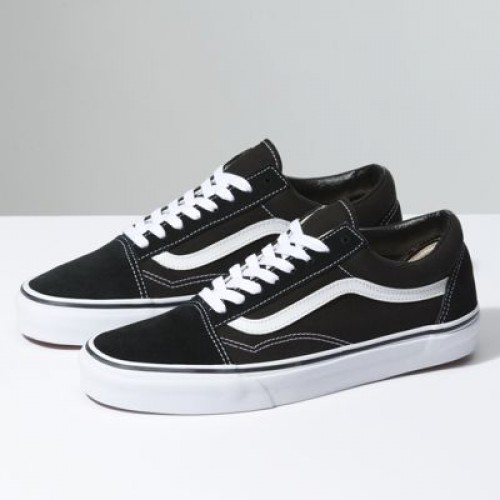 Vans Men Shoes Old Skool Black/White