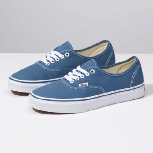 Vans Men Shoes Authentic Navy