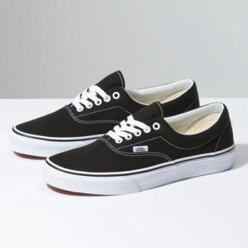 Vans Men Shoes Era Black