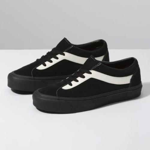 Vans Men Shoes Suede Bold NI Black/Marshmallow