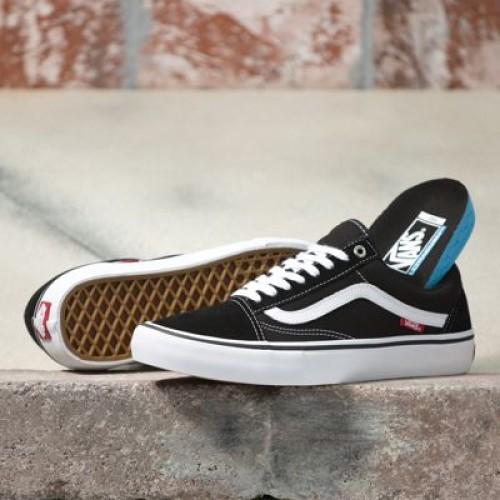 Vans Men Shoes Old Skool Pro black/white