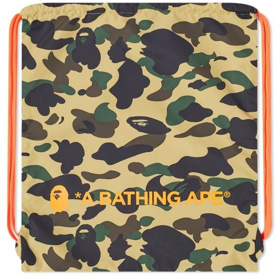Bape 1st Camo Backpack