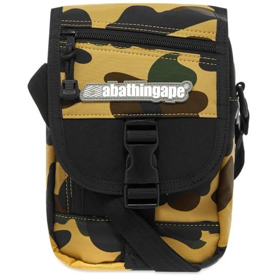 Bape 1st Camo Mini Shoulder Bag