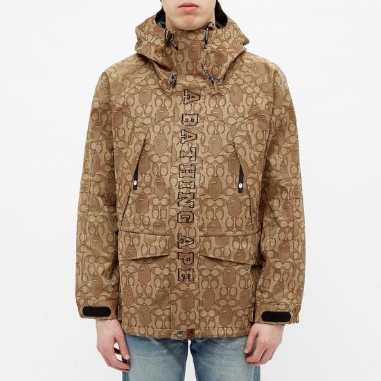 Bape x Coach Snowboard Jacket