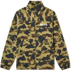 Bape 1st Camo Classic Rain Jacket