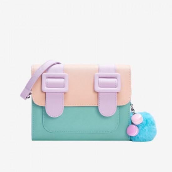 Merimies Paris Romance Sweet Macaron Bag M Size
