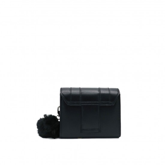 Merimies Belt Belt Mini Black Bag