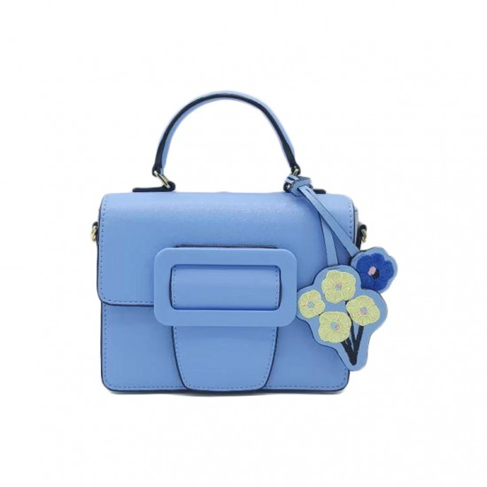 Merimies Little Floral Collection Baby Bloom Blue Bag