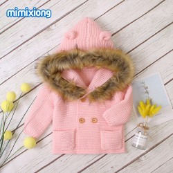 Mimixiong Baby Knitted Coat 82W326