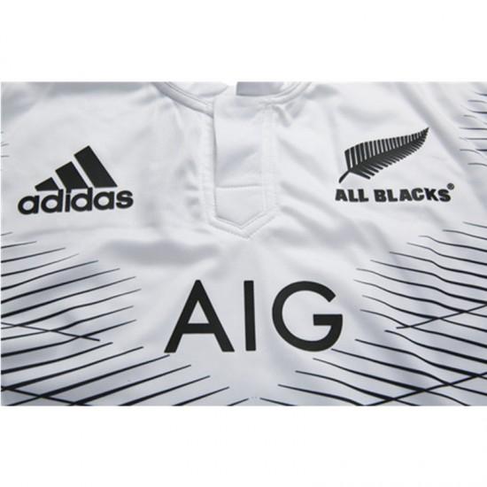 All White 2015 Men's Alternate Jersey