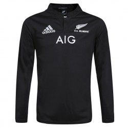 All Blacks Men's Long Sleeve Home Jersey