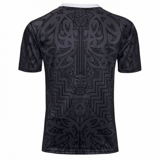 Maori All Blacks 2017 Men's Special Edition Maori Jersey