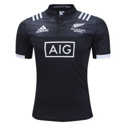 All Blacks 2017 2018 Sevens Rugby Jersey