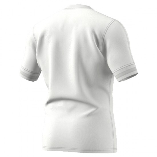 All White Away Jersey 2019