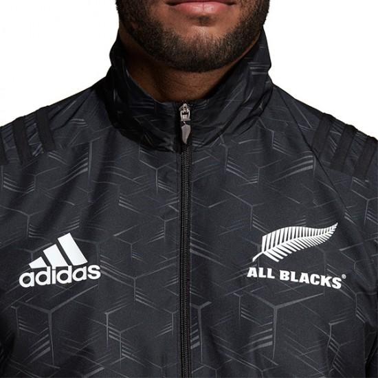 All Blacks Black Presentation Jacket