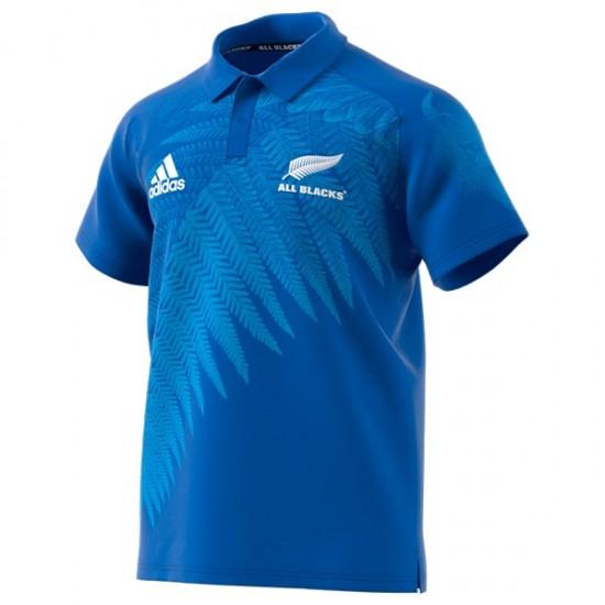 All Blue RWC 2019 Y3 Anthem Polo