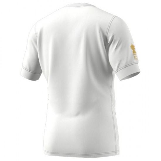 All White RWC Y3 Away Jersey 2019
