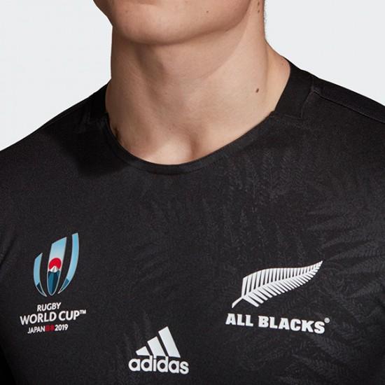 All Blacks RWC Y3 Home Jersey 2019