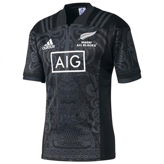 Maori All Blacks Replica Jersey