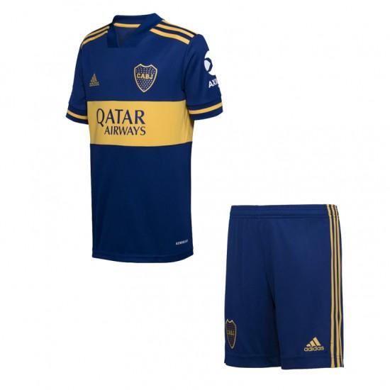 Boca Juniors Home Kit 2020 - Kids
