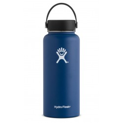 32 oz Hydro Flask Wide Mouth Cobalt