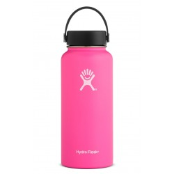 32 oz Hydro Flask Wide Mouth Flamingo
