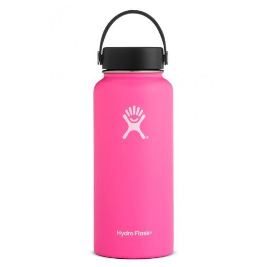 32 oz Hydro Flask Wide Mouth Flamingo
