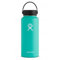 32 oz Hydro Flask Wide Mouth Mint