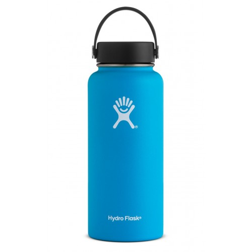 32 oz Hydro Flask Wide Mouth Pacific