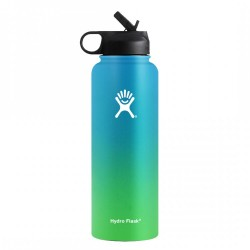 40 oz Wide Mouth Hydro Flask PNW Collection Timberline