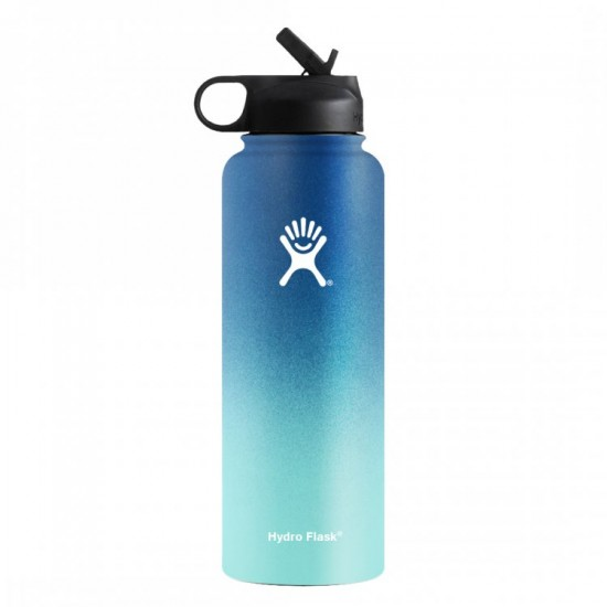 32 oz Wide Mouth Hydro Flask PNW Collection