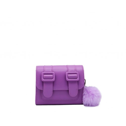Merimies Belt Belt Mini Light Violet Bag