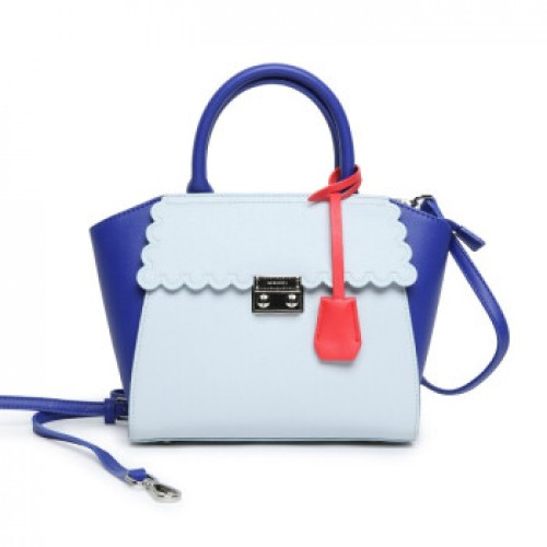 Merimies Blue Mix Passion Bag