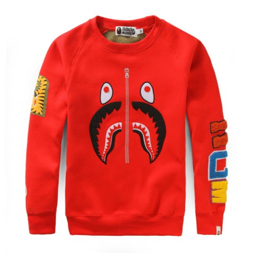 Bape Shark Crewneck Sweatshirt