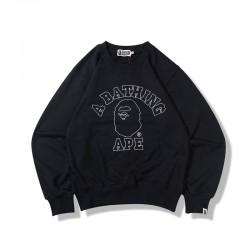 Bape Black Sweatshirt