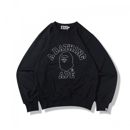 Bape Black Sweatshirt