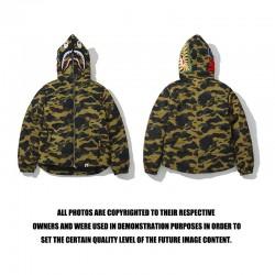 Bape 1st Camo 2nd Ape Hooded Jacket
