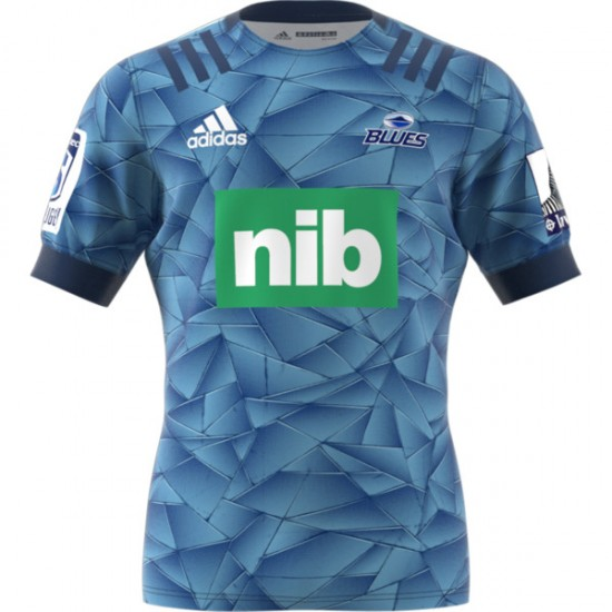Blues 2020 Super Rugby Home Jersey
