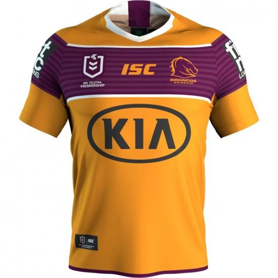 Brisbane Broncos 2020 Men's  Away Jersey