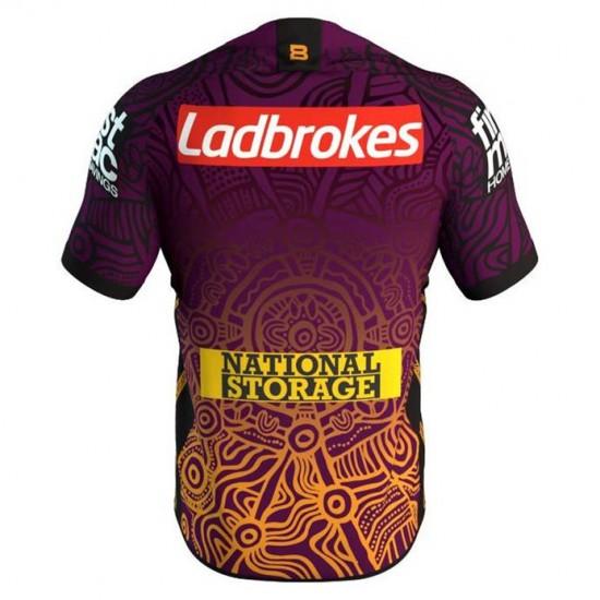 Brisbane Broncos 2020 Men's Indigenous Jersey
