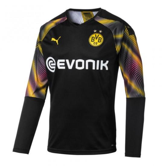 BVB Third Goalkeeper Long Sleeve Shirt 2019-20